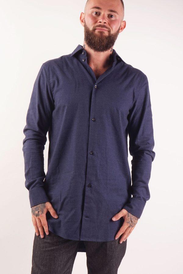 @M_Gaida menswear cashmere-blend flanel shirt