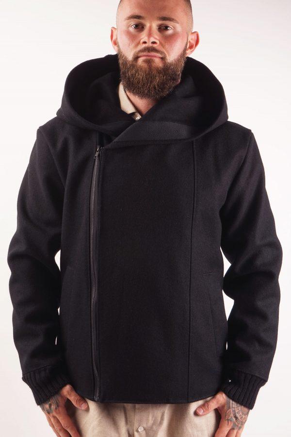 menswear winter wool jacket loden