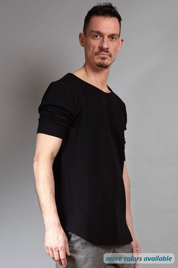 Luxurious contemporary T-Shirt | Sustainable menswear